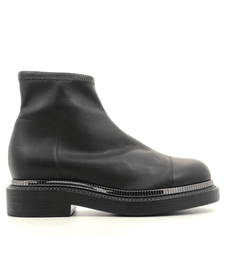 Bottines à semelle épaisse en stretch noir GreyMer - GLASS ROXY