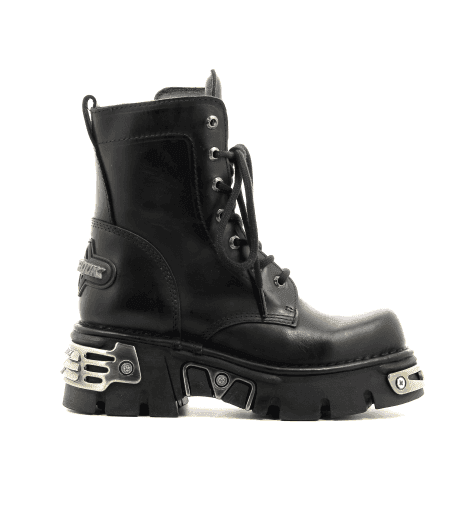 Bottines rock à semelle épaisse New Rock shoes - M563