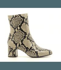 Boots à talons moyens en cuir moucheté noir Chie Mihara - NA-NAYLON