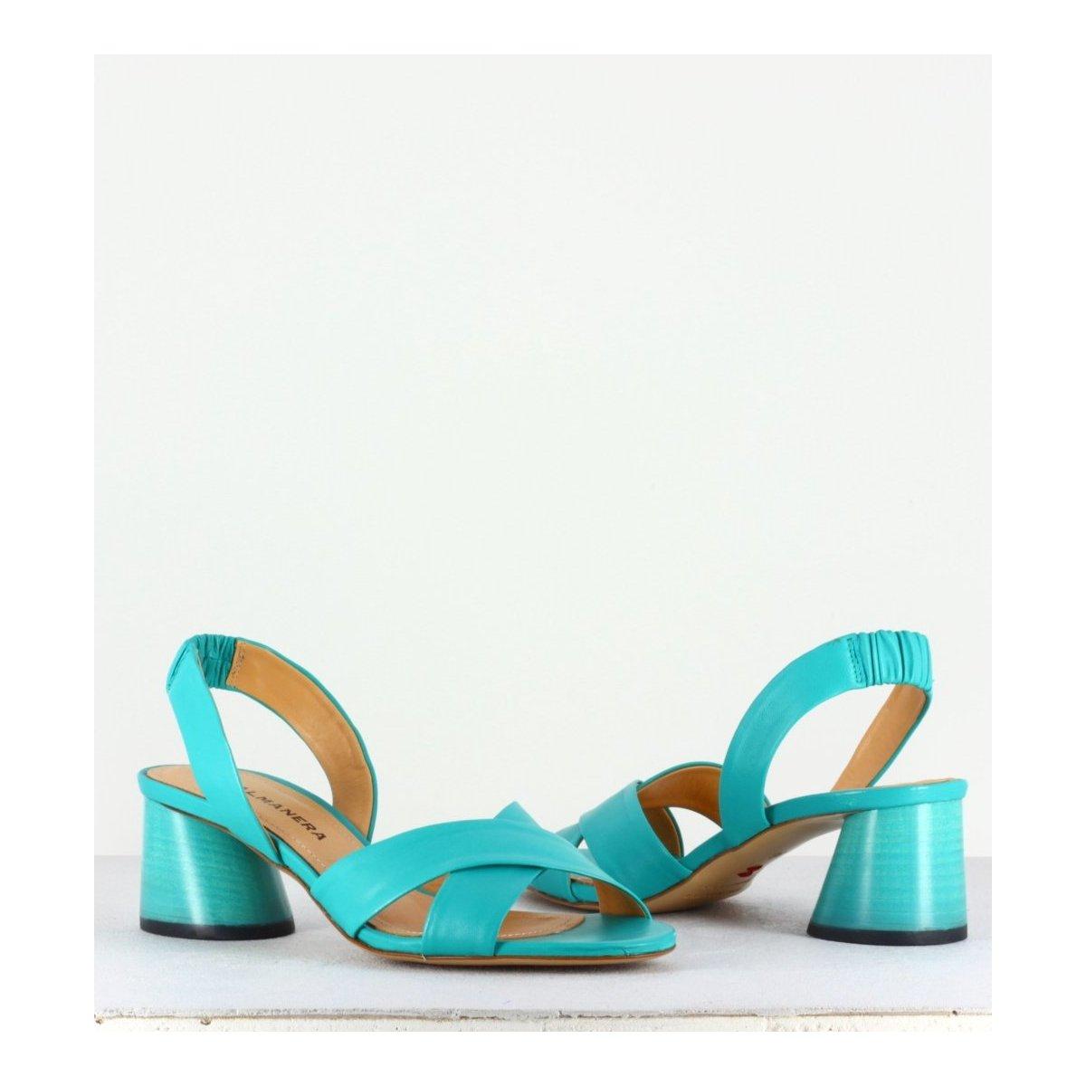Sandales à petit talon - Ayko06 Baltico