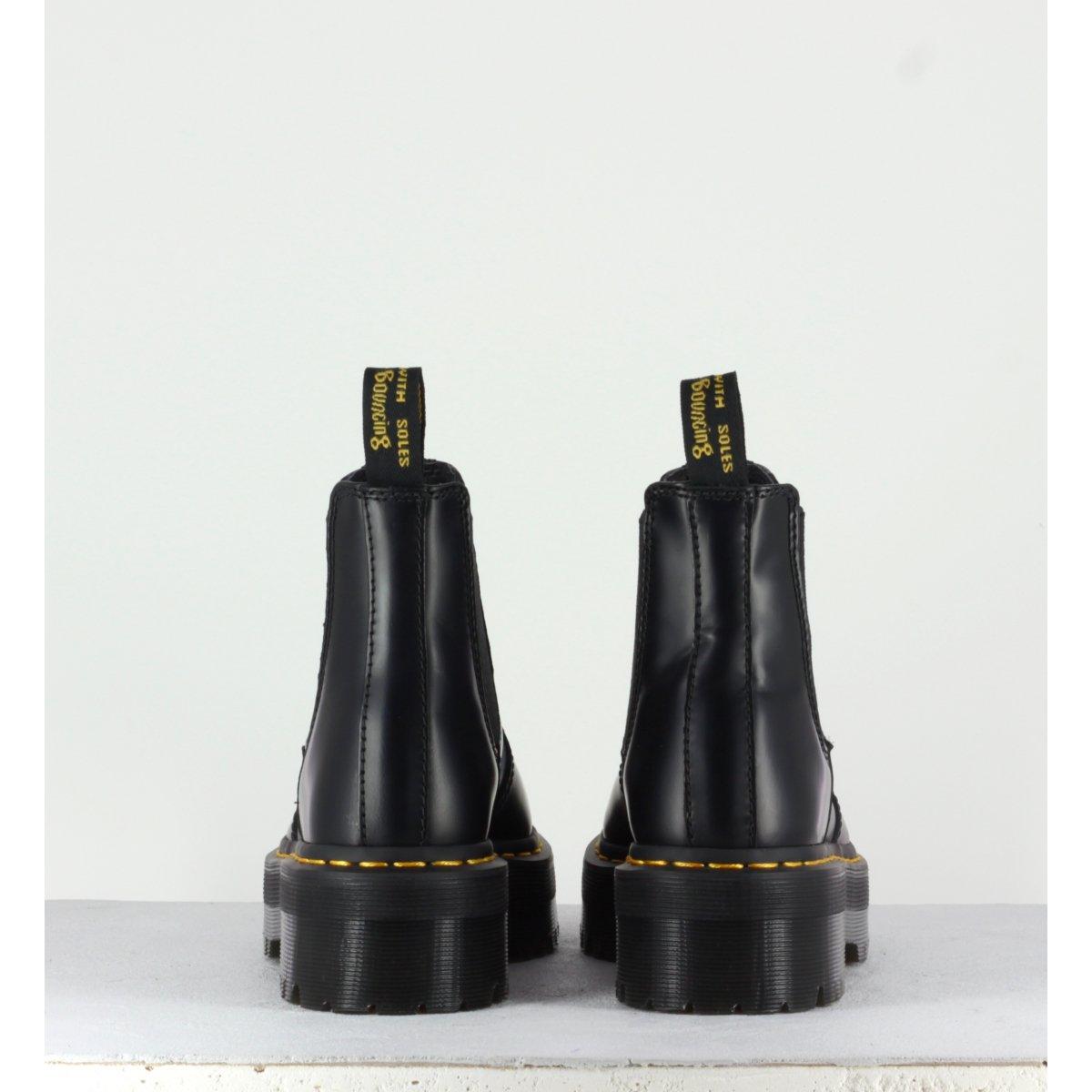 Dr Martens - 2976 quad black