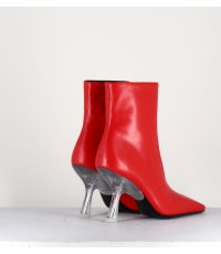 FOXY BOOT RED