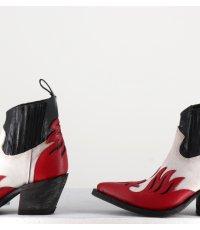 DANDY BONE BLACK RED