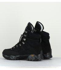 Sneakers homme en cuir noir MIDTRECK 0173 - Premiata