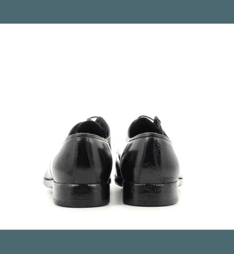 Derbies Homme à lacets cuir marine AN04A2 - Lemargo