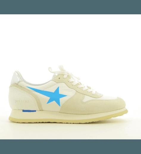 Sneakers blanche HAUS SWAN ICE - Golden Goose deluxe brand